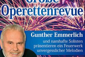 Große Operettenrevue mit Gunther Emmerlich