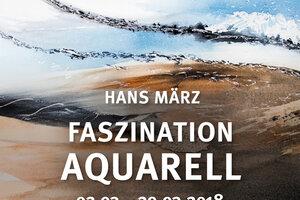 Kunstforum Weilheim - Hans März Faszination Aquarell