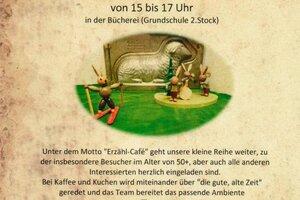 """Erzähl-Café """"Fasten- und Osterzeit"""""""