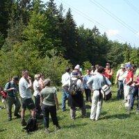 Studientage unterwegs: Wanderung zur Osterhöhle