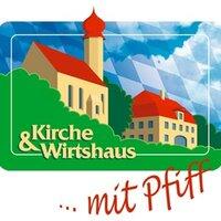 KIRCHE & WIRTSHAUS MIT PFIFF in Weißenberg: Kirche St. Veit/St. Vitus & Gasthaus Blechnerner Reiter
