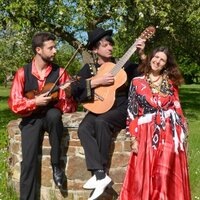 ZARIZA GITARA - Zigeunermusik aus Russland