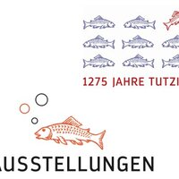 Ausstellungen im Rathaus - Jubiläumsfische im Kunstunterricht