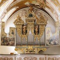 Orgelmeditation zu Christi Himmelfahrt