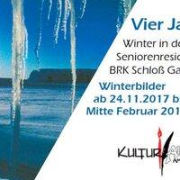 Vier Jahreszeiten - Winterbilder
