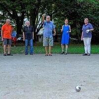 Boule-Picknick
