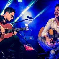 CAFÉ DEL MUNDO - Flamenco-Gitarren