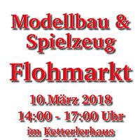 Modellbau und Spielzeug Flohmarkt