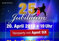 Tanzparty mit Agent SIX