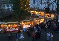 Christkindlmarkt Oberammergau - Der Markt mit Herz
