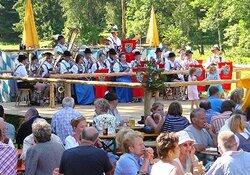 Almfest des Volkstrachtenverein Ettaler Manndl