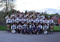 Jahreskonzert der Musikkapelle Saulgrub