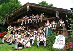 Donnerstagskurkonzert mit der Blaskapelle Bad Kohlgrub