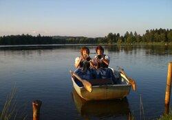 Weisenblasen am Soier See