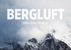 """Fotoaustellung von Matthias Fend: Bergluft """"Frei. Sein. Spüren"""""""