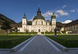Führung Basilika Kloster Ettal