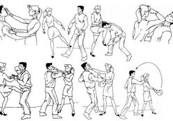 Kurs zur Selbstverteidigung für Erwachsene (Frauen und Männer) ab 25 Jahren ABGESAGT