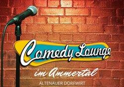 Florian Simbeck präsentiert die Comedy Lounge
