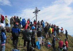 Bergmesse auf der Klammspitze (Alternativtermin bei Regen)