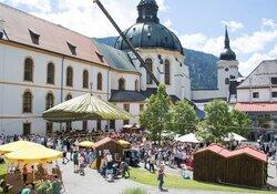 Klosterfest im Brauereihof