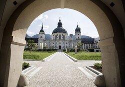 Konventamt am Tag der Eröffnung des Klosterfestes