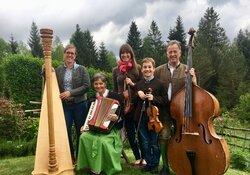 Frühlingskonzert der Familienmusik Böhmer