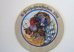 10. Truthahnschießen der SG Hubertus Oberammergau
