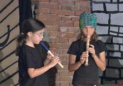 Workshop für Kinder - Ein klingendes Theaterstück