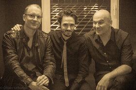 Benny Lackner Trio - Benny Lackner (piano) Paul Kleber (bass) Matthieu Chazarenc (drums)