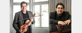 Kristóf Baráti (Violine) Gábor Farkas (Klavier)