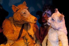 Die Berliner Stadtmusikanten - Puppenspiel-Komödie mit Charme und Musik für Erwachsene und Jugendliche