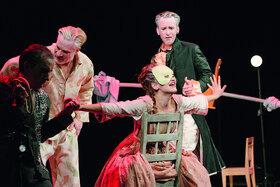 Das Gespenst von Canterville - Komische Oper in zwei Akten nach Oscar Wilde