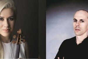 Eldbjörg Hemsing (Violine), Julien Quentin (Klavier)