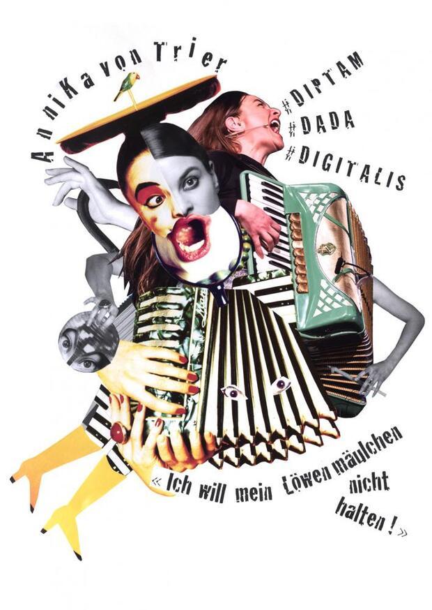 #Diptam #Dada #Digitalis | AnniKa von Trier