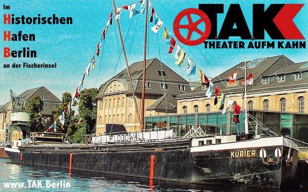 TAK - Theater aufm Kahn | Promo