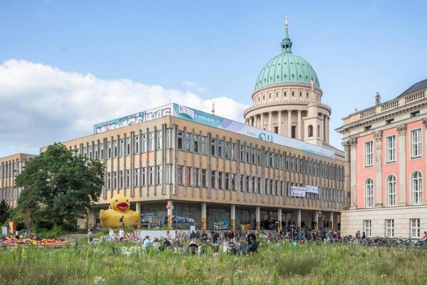 FH Gebäude Potsdam | Bündnis Stadtmitte für Alle