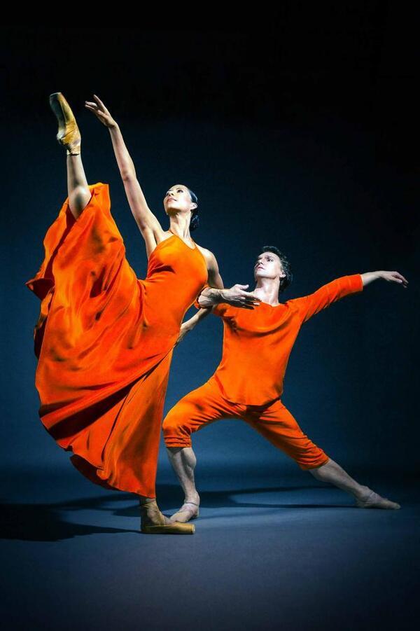 Maillot | Millepied in der Deutschen Oper | Foto: Yan Revazov