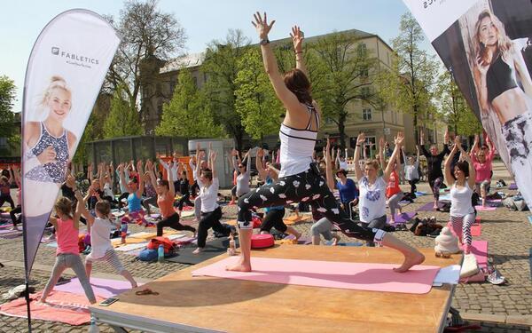 Free Yoga | Anna Krieger