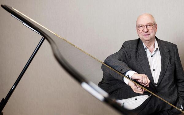Aribert Reimann   Schott Promotion/ Gaby Gerster