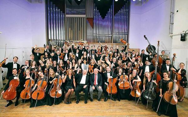Internationales Tschaikowski Jugendorchester Jekaterinburg | Foto: Promo