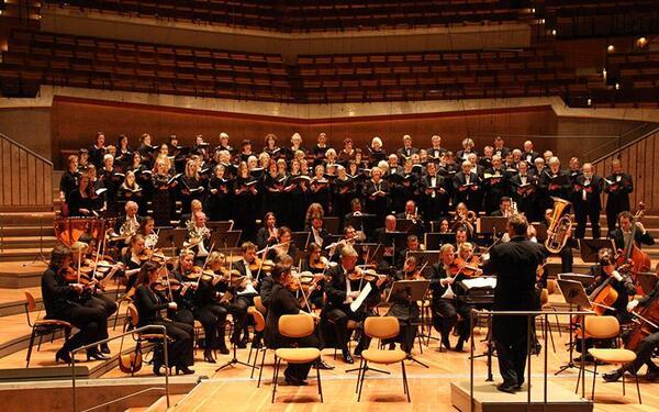 Weihnachtsoratorium | Berliner Konzert