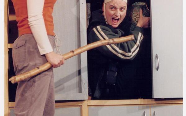 Angstmän   Jörg Metzner