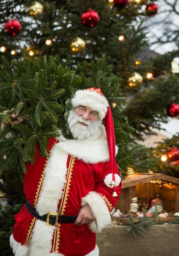 Weihnachtsmarkt in den Späth'schen Baumschulen | Daniela Incoronato