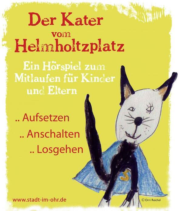 Der Kater vom Helmholtzplatz | stadt-im-ohr.de