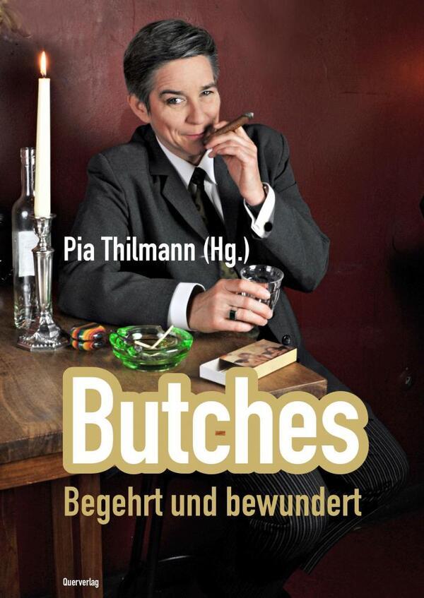 Butches - Buchcover | Pia Thilmann