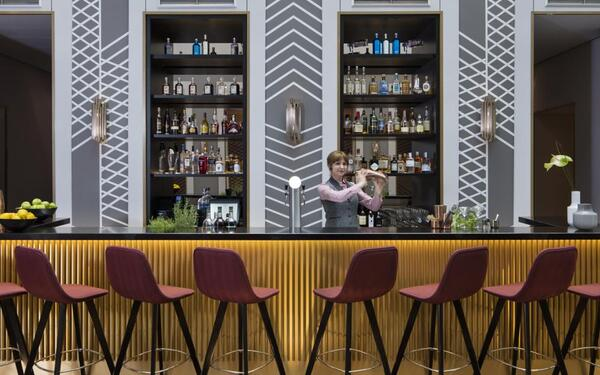 Upside Down Bar   PPHE Hotel Group