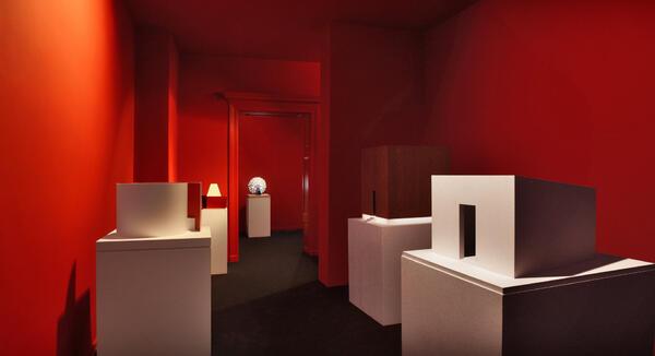 MUSEUM-DER-STILLE_Passage_Michael-Marshall_Staab-Architekten_Sergei-Tchoban_Gewers-Pudewill_Max-Dudler_01 | Promo