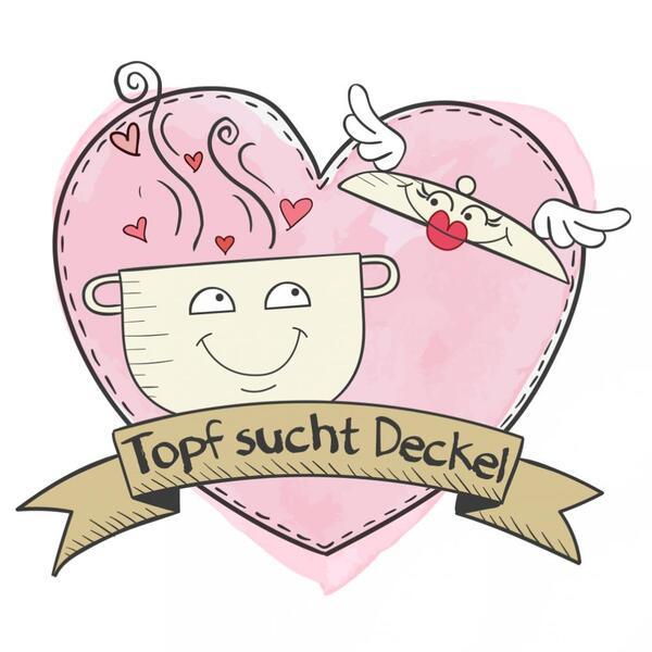 Topf sucht Deckel Logo | Spreezialisten GmbH