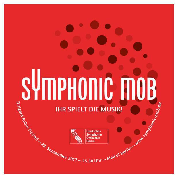 Symphonic Mob in der Mall of Berlin | Mall of Berlin