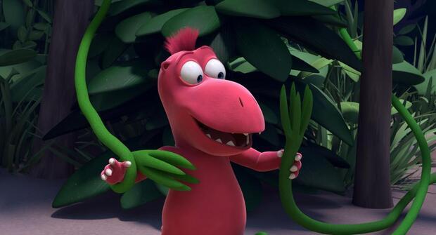 Der kleine Drache Kokosnuss – Auf in den Dschungel!